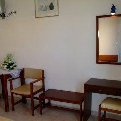 Antonios Hotel удобства в номере фото 2
