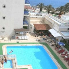 Отель Serin Мармарис бассейн фото 2