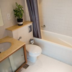 Отель HiGuests Vacation Homes-Marina Quays ванная