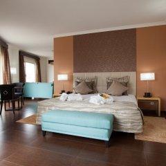 Luna Hotel Zombo комната для гостей фото 4