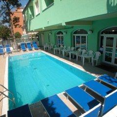 Отель Residence Eurogarden бассейн