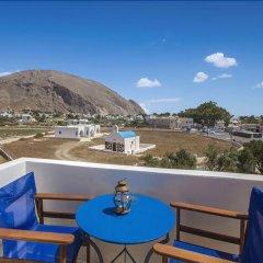 Отель Petra Nera Греция, Остров Санторини - отзывы, цены и фото номеров - забронировать отель Petra Nera онлайн балкон
