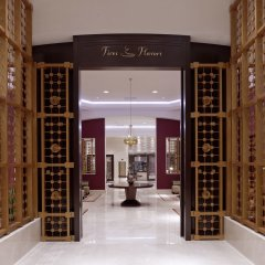 Jw Marriott Hotel Ankara интерьер отеля