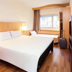 Hotel ibis Madrid Aeropuerto Barajas комната для гостей фото 2