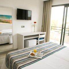 Отель Los Rosales Испания, Форментера - отзывы, цены и фото номеров - забронировать отель Los Rosales онлайн комната для гостей
