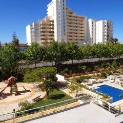 Отель Apartamentos Turisticos Jardins Da Rocha Португалия, Портимао - отзывы, цены и фото номеров - забронировать отель Apartamentos Turisticos Jardins Da Rocha онлайн приотельная территория