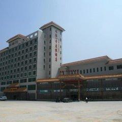 Отель Zhuhai No. 1 Resort Hotel Китай, Чжухай - отзывы, цены и фото номеров - забронировать отель Zhuhai No. 1 Resort Hotel онлайн парковка