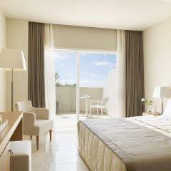 Отель Pelekas Beach (side Sea View - Half Board) Греция, Корфу - отзывы, цены и фото номеров - забронировать отель Pelekas Beach (side Sea View - Half Board) онлайн комната для гостей фото 4