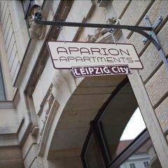 Отель Aparion Apartments Leipzig City Германия, Лейпциг - отзывы, цены и фото номеров - забронировать отель Aparion Apartments Leipzig City онлайн фото 23