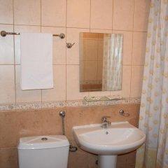 Отель Ahilea Hotel-All Inclusive Болгария, Балчик - отзывы, цены и фото номеров - забронировать отель Ahilea Hotel-All Inclusive онлайн ванная фото 2