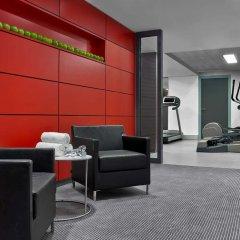Отель Le Meridien Etoile фитнесс-зал фото 2
