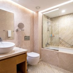 Отель Hyatt Regency Galleria Residence Дубай ванная