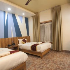 Отель Jungle Safari Lodge Непал, Саураха - отзывы, цены и фото номеров - забронировать отель Jungle Safari Lodge онлайн комната для гостей фото 5