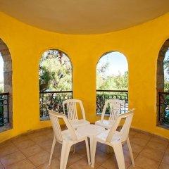 Dosi Hotel Турция, Сиде - отзывы, цены и фото номеров - забронировать отель Dosi Hotel - All Inclusive онлайн балкон