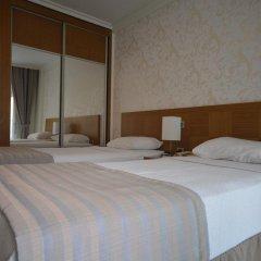 Hotel Devamli комната для гостей