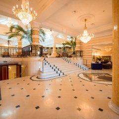 Гостиница Амбассадор Санкт-Петербург интерьер отеля