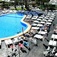 Aqua Hotel Aquamarina & Spa бассейн