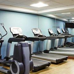 Отель Novotel London Waterloo фитнесс-зал фото 4