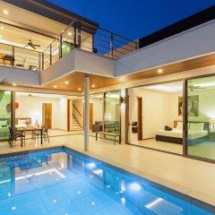 Отель Villa Mika бассейн фото 2