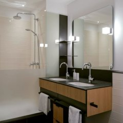 Отель Apartment040 Averhoff Living Гамбург ванная фото 2