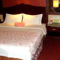 Отель New Gaoya Business Hotel Китай, Чжуншань - отзывы, цены и фото номеров - забронировать отель New Gaoya Business Hotel онлайн комната для гостей фото 2