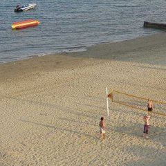 Costantiana Beach Hotel Apartments спортивное сооружение