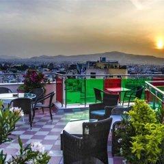 Отель Attalos Hotel Греция, Афины - отзывы, цены и фото номеров - забронировать отель Attalos Hotel онлайн бассейн фото 3