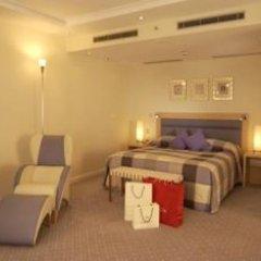 Отель Hilton Düsseldorf 5* Полулюкс разные типы кроватей фото 6