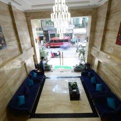 Hanoi Emerald Waters Hotel & Spa интерьер отеля фото 2