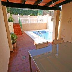 Отель Jacuzzi & Pool GrupalMalaga Испания, Торремолинос - отзывы, цены и фото номеров - забронировать отель Jacuzzi & Pool GrupalMalaga онлайн бассейн