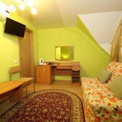 Гостиница Троя удобства в номере фото 2