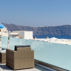 Отель Museo Grand Hotel Греция, Остров Санторини - отзывы, цены и фото номеров - забронировать отель Museo Grand Hotel онлайн бассейн фото 2