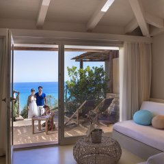Отель Baia Chia - Chia Laguna Resort Италия, Домус-де-Мария - отзывы, цены и фото номеров - забронировать отель Baia Chia - Chia Laguna Resort онлайн комната для гостей фото 4