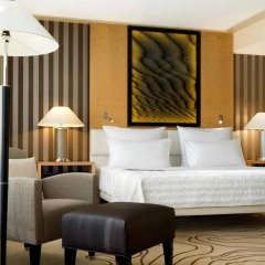 Отель Le Méridien Munich 5* Представительский номер с различными типами кроватей фото 3