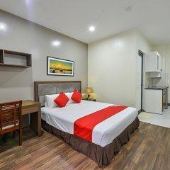 Отель Suji Residence сейф в номере
