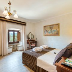 Sallés Hotel Mas Tapiolas комната для гостей