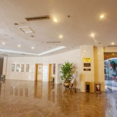 Shazhou Express Hotel интерьер отеля фото 2