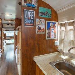 Village Utopia Backpackers Hostel удобства в номере