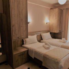 Отель Pandora Residence Албания, Тирана - отзывы, цены и фото номеров - забронировать отель Pandora Residence онлайн комната для гостей фото 4