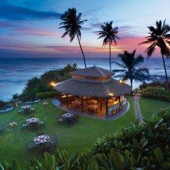 Отель Taj Bentota Resort & Spa Шри-Ланка, Бентота - 2 отзыва об отеле, цены и фото номеров - забронировать отель Taj Bentota Resort & Spa онлайн пляж