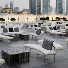 Armani Hotel Dubai Дубай бассейн фото 3