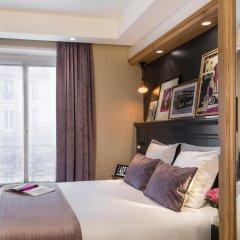 Отель Best Western Premier Ducs De Bourgogne комната для гостей