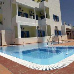 Отель Cyclades бассейн фото 3