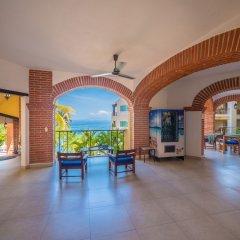 Отель Playa Conchas Chinas Пуэрто-Вальярта интерьер отеля фото 2
