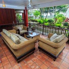 Отель The Residence Kalim Bay балкон