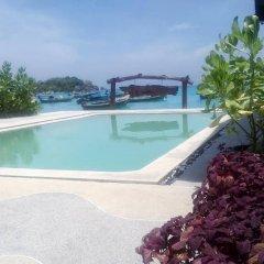 Отель Cabana Lipe Beach Resort бассейн фото 2