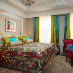 Гостиница Гельвеция комната для гостей фото 2