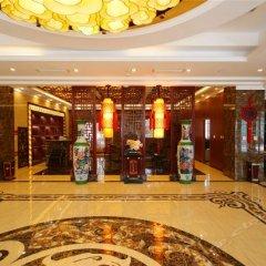 Отель Huaju Boutique Hotel Китай, Тяньцзинь - отзывы, цены и фото номеров - забронировать отель Huaju Boutique Hotel онлайн интерьер отеля