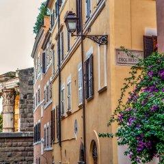 Отель Aenea Superior Inn Италия, Рим - 1 отзыв об отеле, цены и фото номеров - забронировать отель Aenea Superior Inn онлайн вид на фасад фото 3