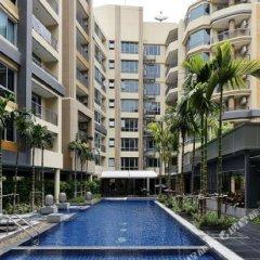 Отель Locals Bangkok Siamese Nang Linchee Таиланд, Бангкок - отзывы, цены и фото номеров - забронировать отель Locals Bangkok Siamese Nang Linchee онлайн фото 5